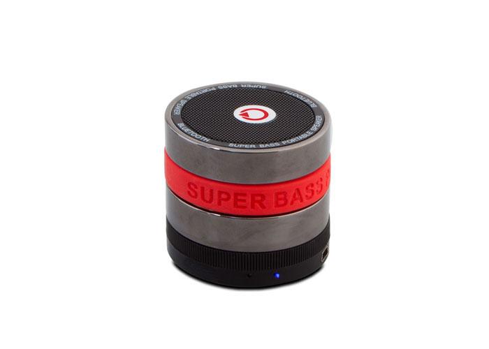 Mikado MD-BT11 Kırmızı FM Radyo Destekli Bluetooth Speaker