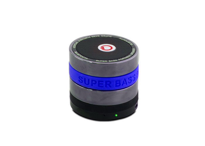 Mikado MD-BT11 Mavi FM Radyo Destekli Bluetooth Speaker