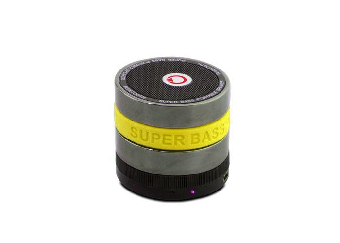 Mikado MD-BT11 Yellow FM Radio Supported Bluetooth Speaker