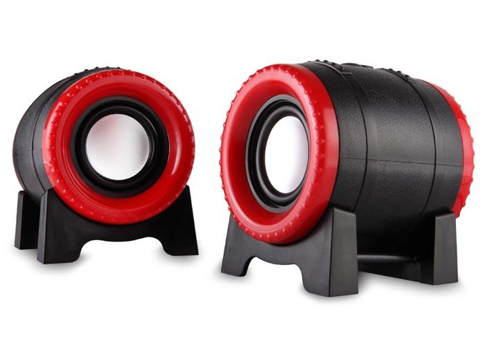 Snopy SN-122 2.0 Siyah USB Speaker
