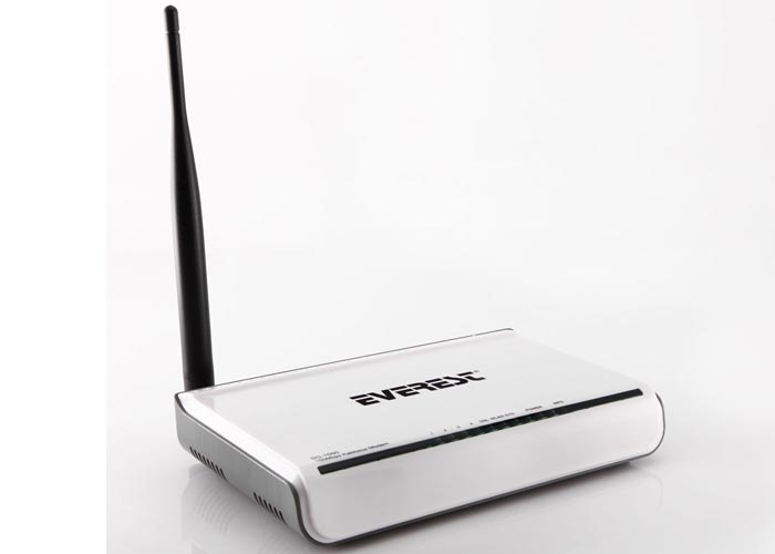 Everest SG-1550 Ethernet 4 Port 150Mbps Bridge + Kablosuz Router 5dbn Ant. ADSL Modem