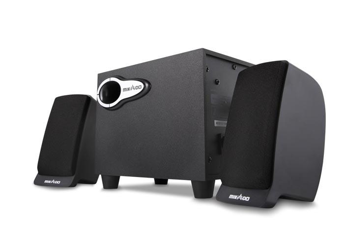 Mikado MD-2012 2+1 Multimedia Speaker
