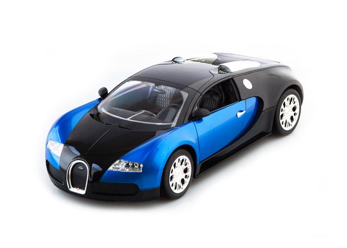 Asonic 2032 Mavi Bugatti Veyron 1/14 Uzaktan Kumandalı Araba