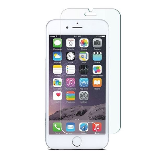 S-link EKO-I7 Tempered Glass 0.3mm 2.5D iPhone 6/6S/7/8 Cam Ekran Koruyucu