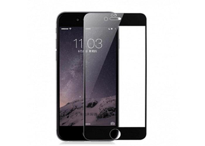 S-link Swapp SWE-IP6P2DB Siyah iPhone 6G Plus Temperli 2D Cam Koruyucu