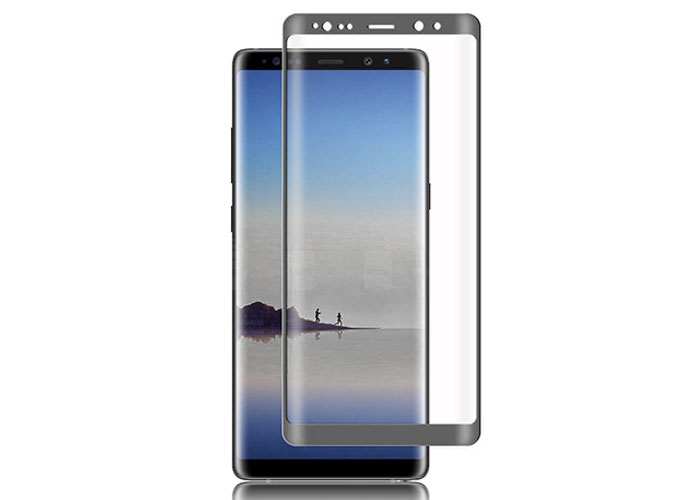 S-link Swapp SWE-S8P3DB Siyah Samsung Galaxy S8 Plus 3D Cam Ekran Koruyucu