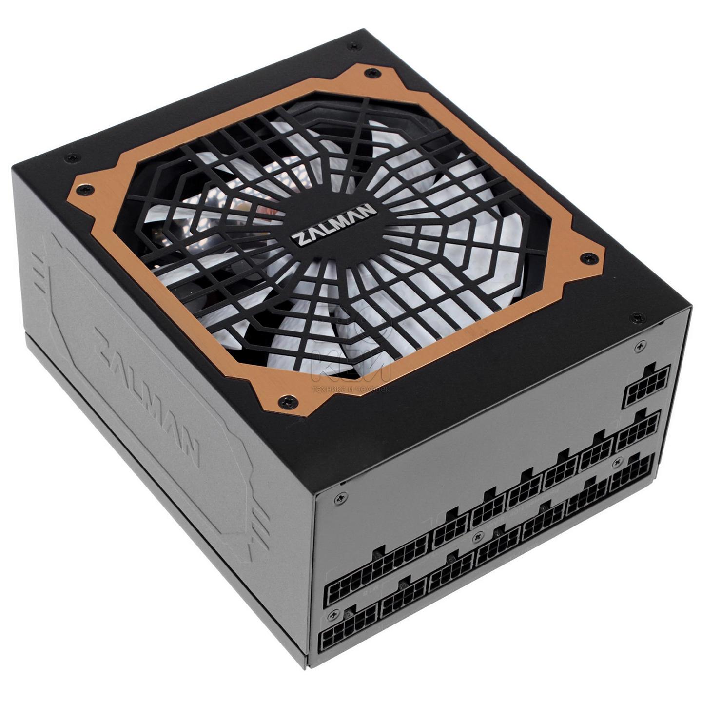 Zalman ZM1200-EBT 1200W 120cm Fan 80 Plus Gold Aktif PFC Power Supply