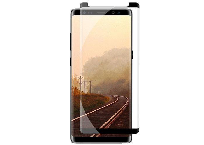 S-link Swapp SWE-N83DB Siyah Samsung NOTE 8 3D Cam Ekran Koruyucu