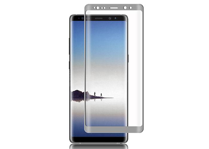 S-link Swapp SWE-N83DGR Gri Samsung NOTE 8 3D Cam Ekran Koruyucu