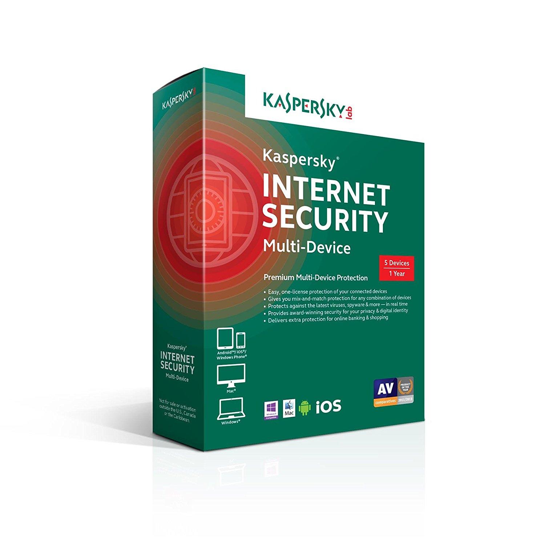 Kaspersky INTERNET SECURITY KL1941YUBFS 2 Kullanıcılı 1 Yıllık Box