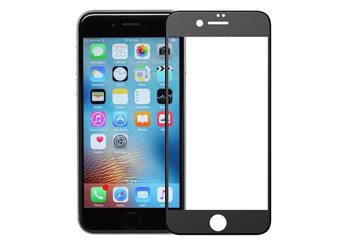 S-link Swapp SWE-I8P4DB Siyah iPhone 8/7 Plus 4D Cam Ekran Koruyucu