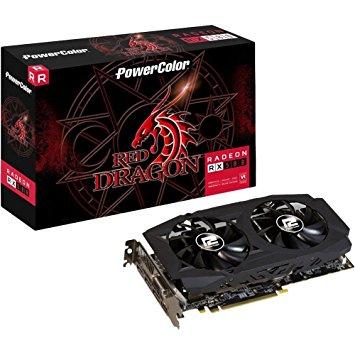 PowerColor AXRX 580 8GBD5-3DH/OC Red Devil RX580 256bit GDDR5 8GB Ekran Kartı