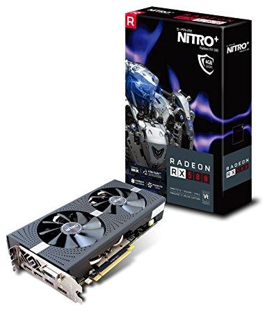 Sapphire 11265-07-20G RX580 Nitro+ GDDR5 256 Bit 4GB Ekran kartı