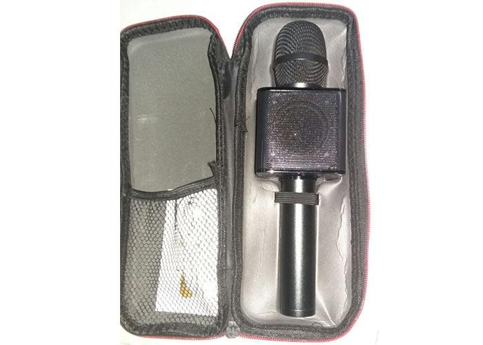 Snopy Singerstar Siyah Karaoke Mikrofon
