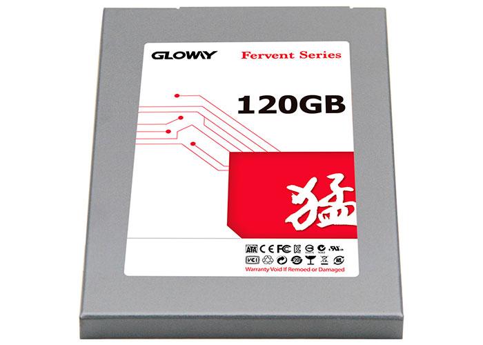 "Gloway Fervent 120GB 2.5"" SATA 6Gb/s MLC SSD (Solid State Disk)"