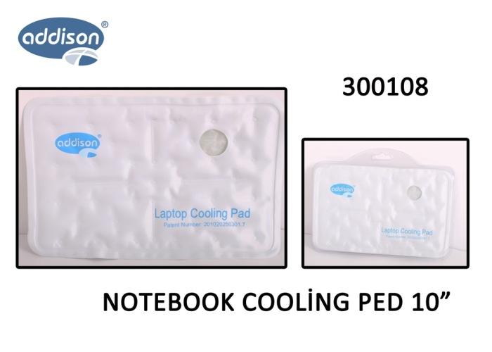 Addison 300108 10 Açık Gri Netbook Sıvı Soğutucu