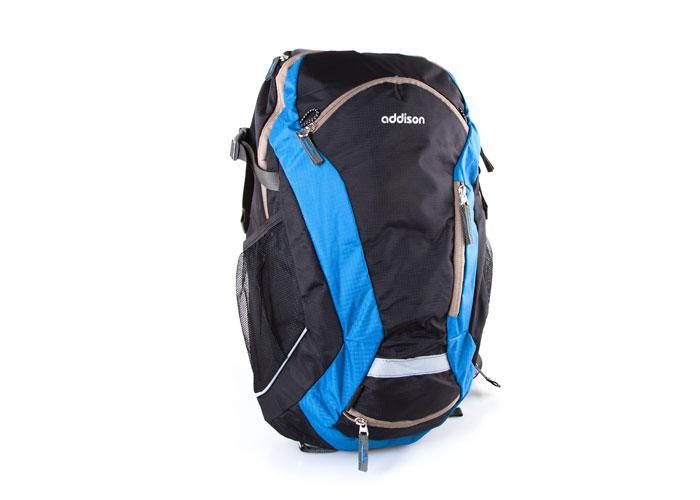 Addison 300183 13.3 Siyah/Mavi Bilgisayar Netbook Kamp/Sırt Çantası