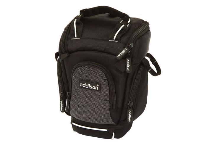 Addison 300206 Siyah Profesyonel Kamera Çantası