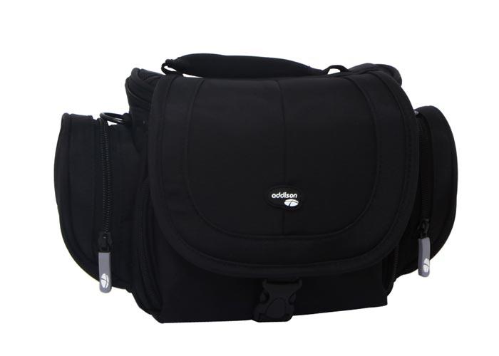 Addison 300209 Black Professional Camera Case