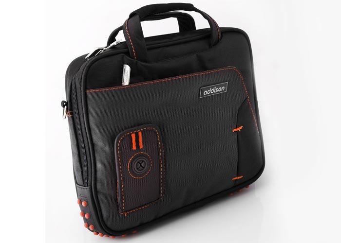Addison 300210 15.6 Black Computer Notebook Bag