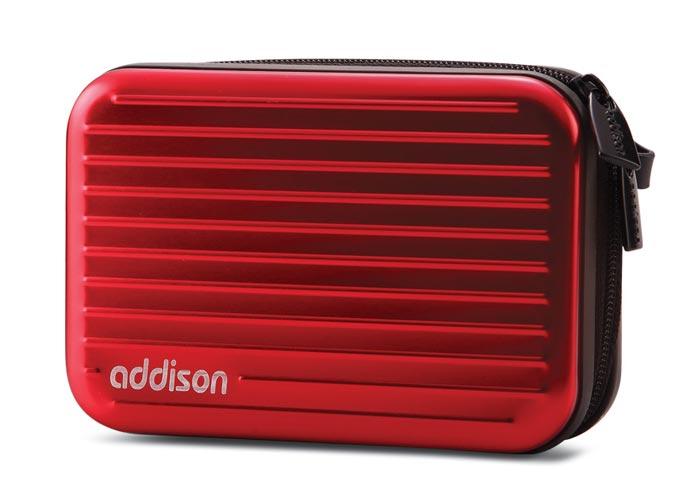 Addison 300236 Kırmızı Aleminyum Kamera Çantası