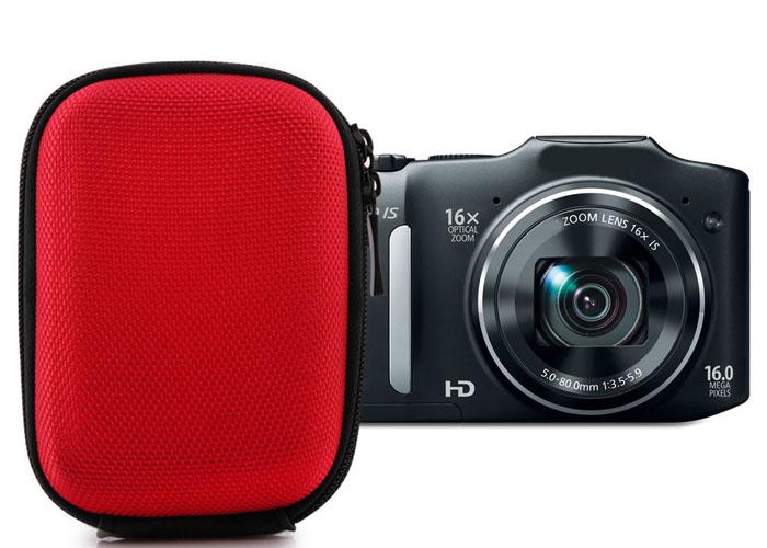 Addison 300249 Red Camera Case
