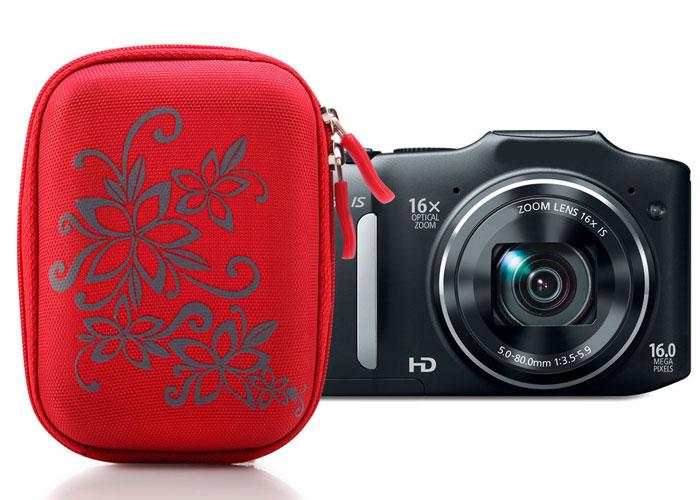 Addison 300239 Kırmızı Kamera Çantası