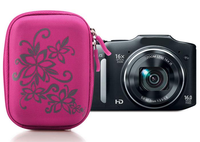 Addison 300239 Mor Kamera Çantası