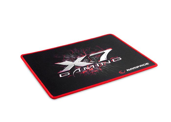 Addison Rampage 300267 320x270x3mm Kırmızı Dikişli Gaming Mouse Pad