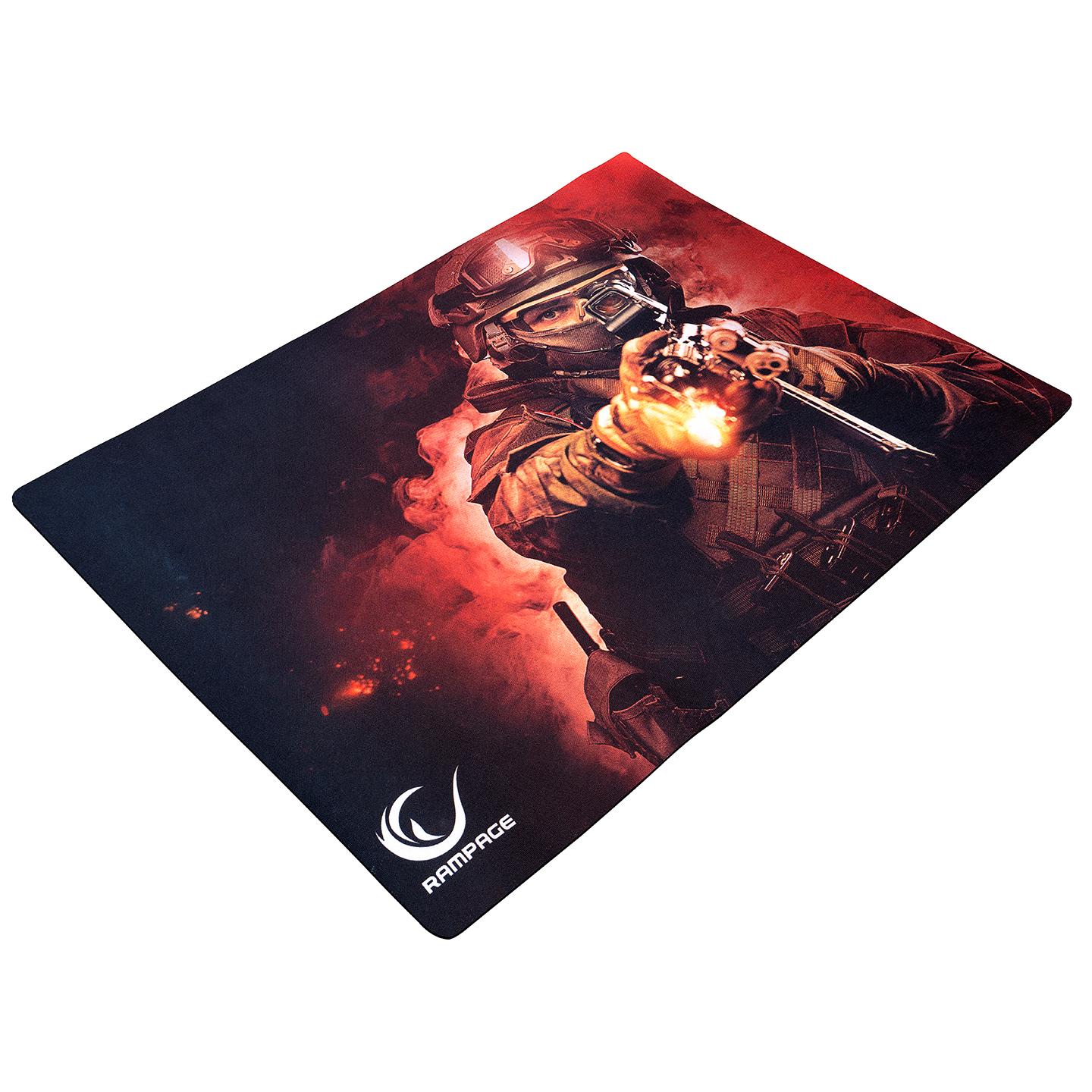 Addison Rampage 300350 350x250x2mm Gaming Mouse Pad