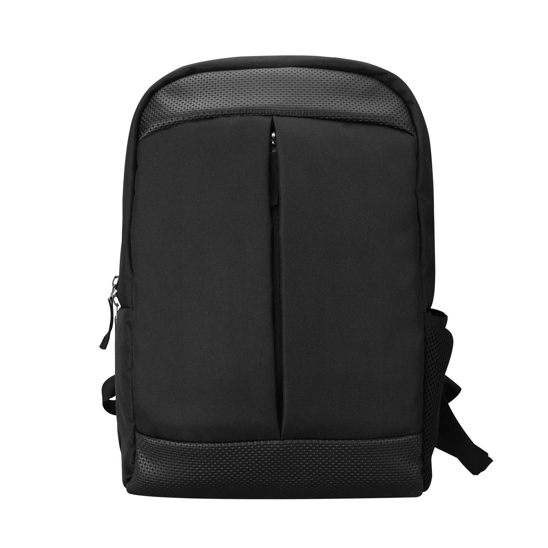 Addison 300453 Slim 15.6 Siyah Bilgisayar Notebook Sırt Çantası