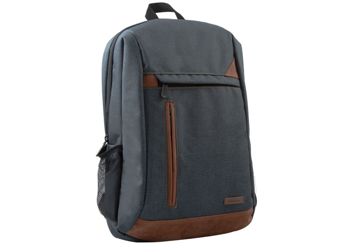 Addison 300492 15.6 -16 Gray Computer Notebook Backpack