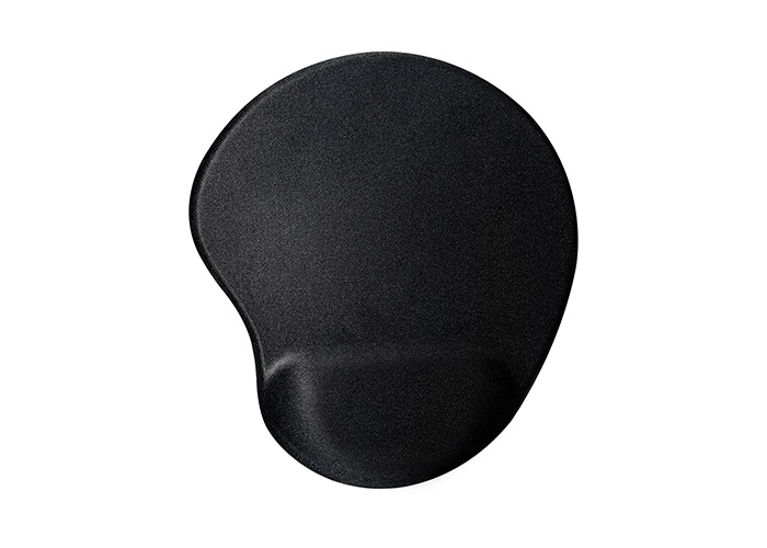 Addison 300521 Bileklik Destekli Siyah Mouse Pad