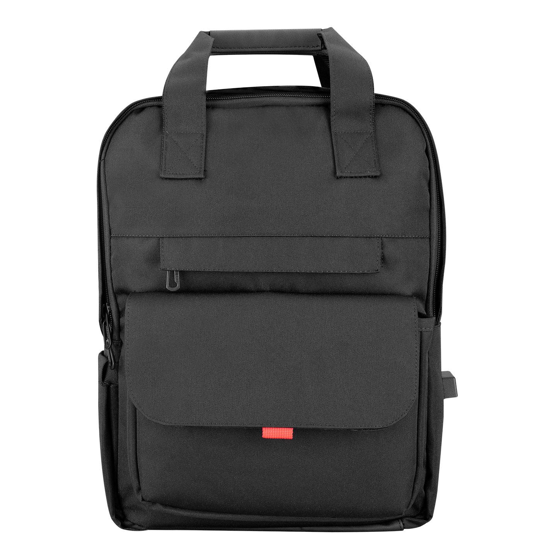 Addison 300567 15.4-15.6 Siyah Notebook Sırt Çantası Broad Bilgisayar