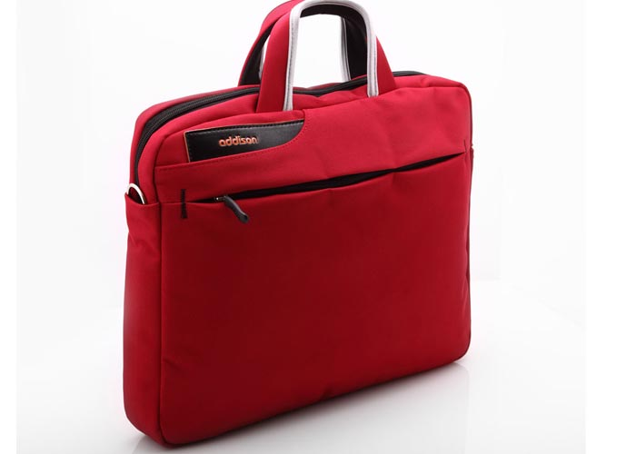 Addison 300615 10 Red Computer Netbook Bag