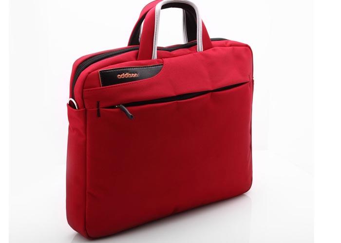Addison 300615 10 Kırmızı Bilgisayar Netbook Çantası