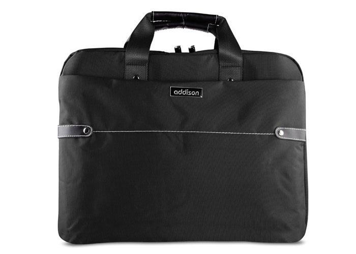 Addison 300635 15.6 Siyah Bilgisayar Notebook Çantası