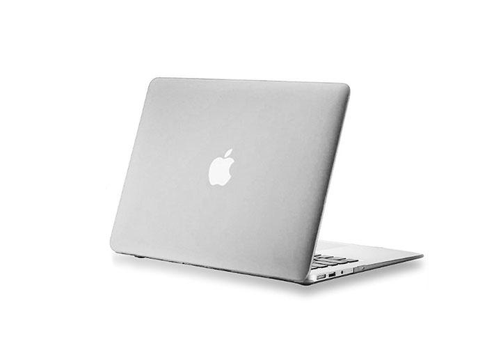 Addison 300661 11 Beyaz Macbook Air Sert Kapaklı Kılıf