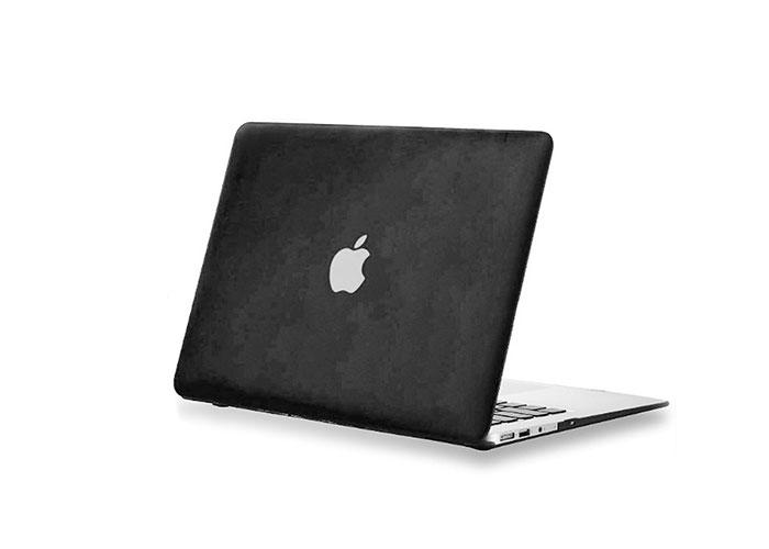 Addison 300661 11 Siyah Macbook Air Sert Kapaklı Kılıf