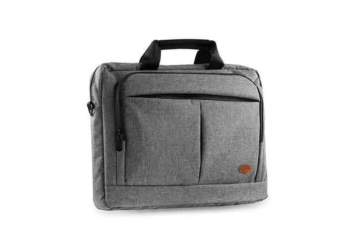 Addison 300683 15.6 Gray Computer Notebook Bag