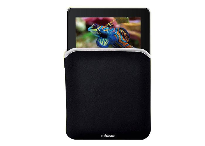 Addison 300708 Siyah/Gri 7.85 Tablet Pc Kılıfı