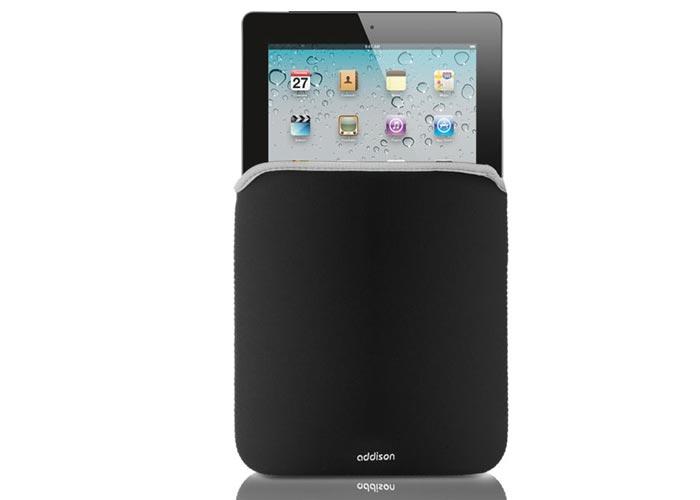 Addison 300706 Siyah/Gri 8 Tablet Pc Kılıfı