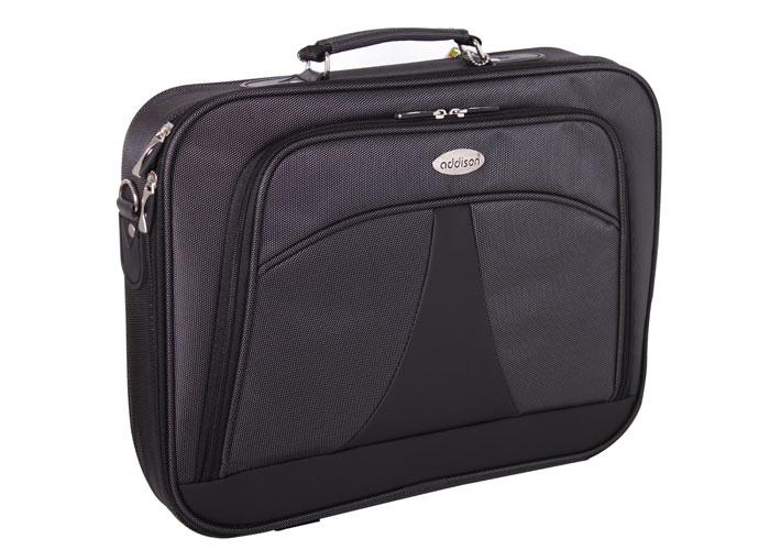 Addison 300721 15.6 Siyah Bilgisayar Notebook Çantası