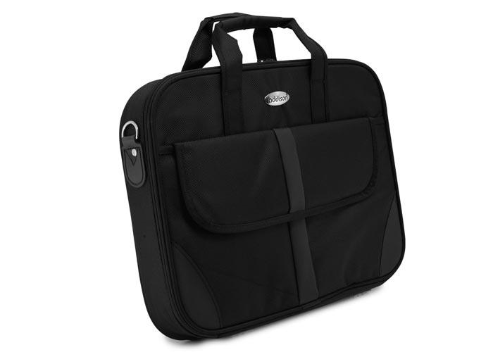 Addison 300723 15.6 Siyah Bilgisayar Notebook Çantası
