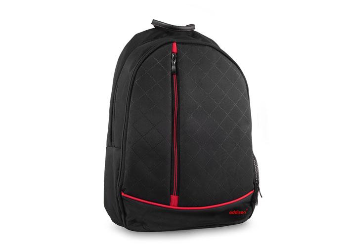 Addison 300781 15.4-15.6 Siyah Bilgisayar Notebook Sırt Çantası