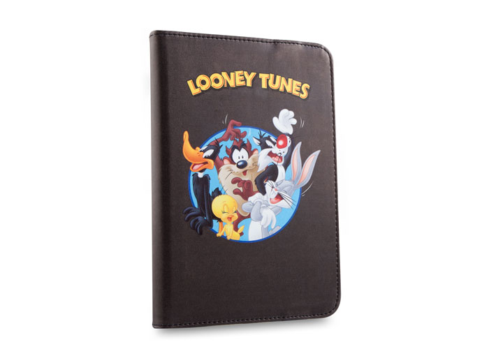 Addison 300789 7 Siyah Looney Tunes Tablet Pc Kılıfı