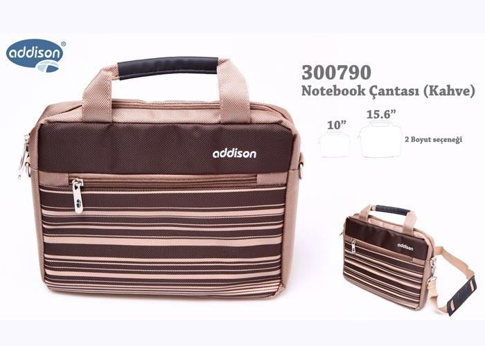 Addison 300790 15.6 Kahverengi Bilgisayar Notebook Çantası