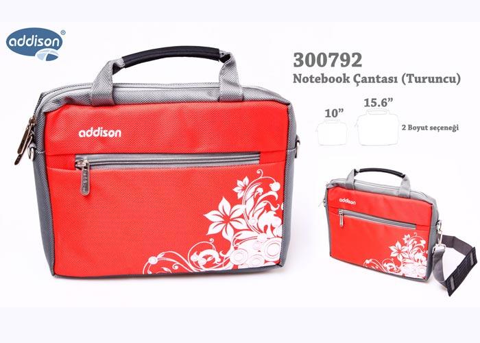 Addison 300792 15.6 Turuncu Bilgisayar Notebook Çantası