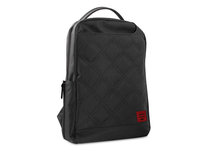 Addison 300873 13.3 -14 Black Computer Notebook Backpack