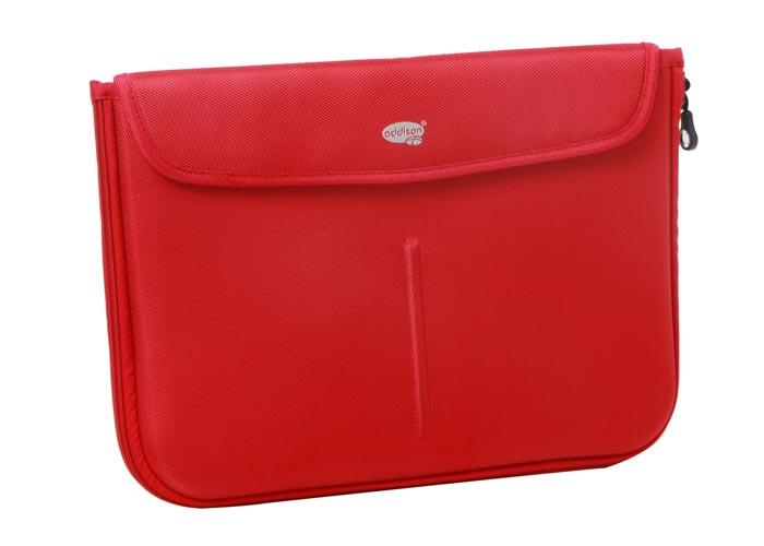 Addison 300890 13.3 Kırmızı Bilgisayar Notebook Çantası